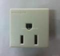 US standard socket-outlets