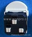 欧洲通插座2P+E(RGF-W)