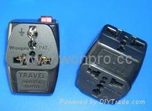 万用子母转换器附有开关带灯(WSAII系列) 2