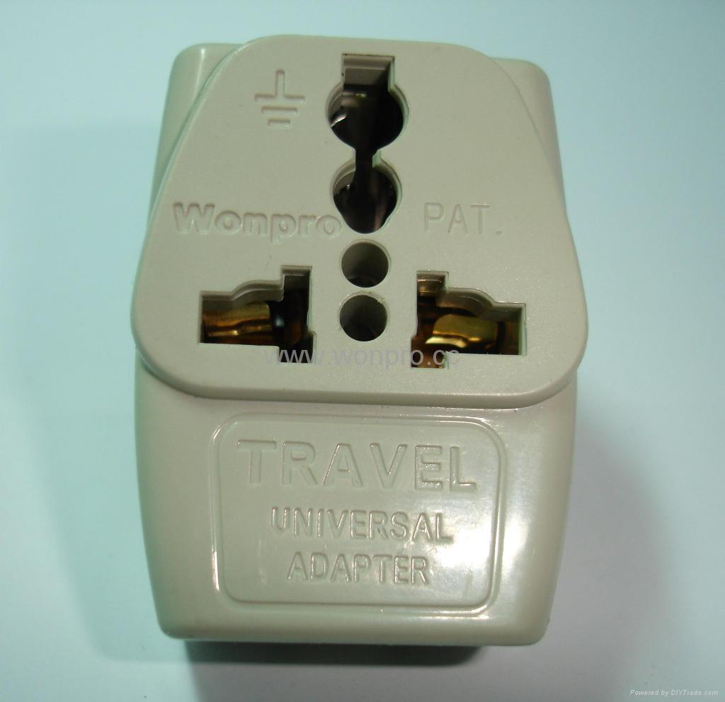 万用子母转换器附有开关带灯(WSAII系列) 3