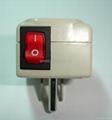 万用子母转换器附有开关带灯(WSAII系列)