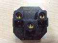 国标二三极组合插座带保护门(R16BTNS-W)