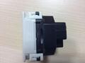 中国3C国标GB二三极组合插座带保护门(R16BTNS-W) 5