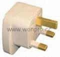 欧式万用安全旅游转换器附有双电压指示与突波吸收器(WASGFvs系列) 3