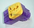 万用子母旅游转换器附有双电压指示与突波吸收器(WAIIvs系列) 2