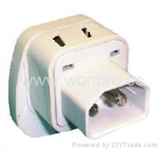 万用安全旅游转换器附有双电压指示灯(WASDvs系列) 5