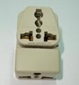 Wonpro universal twin travel adapter