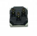 中国3C国标GB二三极组合插座带保护门(R16BTNS-W) 2