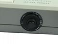 防雷型五位英标插座带一个总控开关转换器 排插