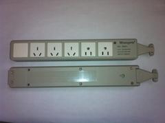 定制1-6位所需插座组合
