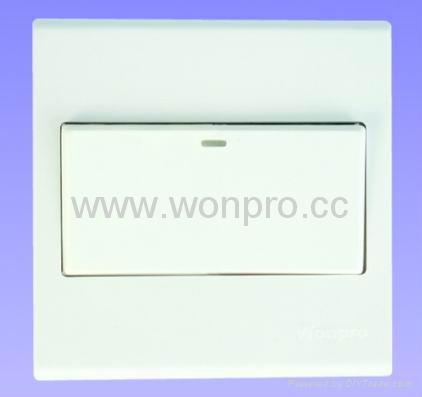 WF86CN series Advanced Wall Switches 1