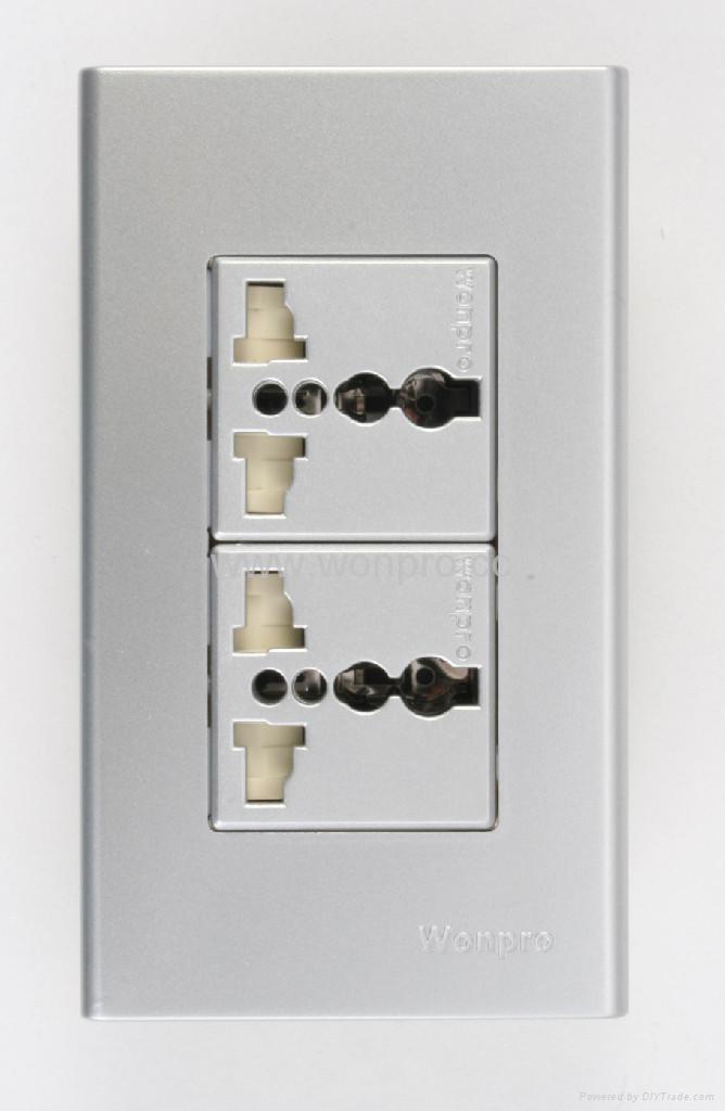 WFN系列高级万用插座 2