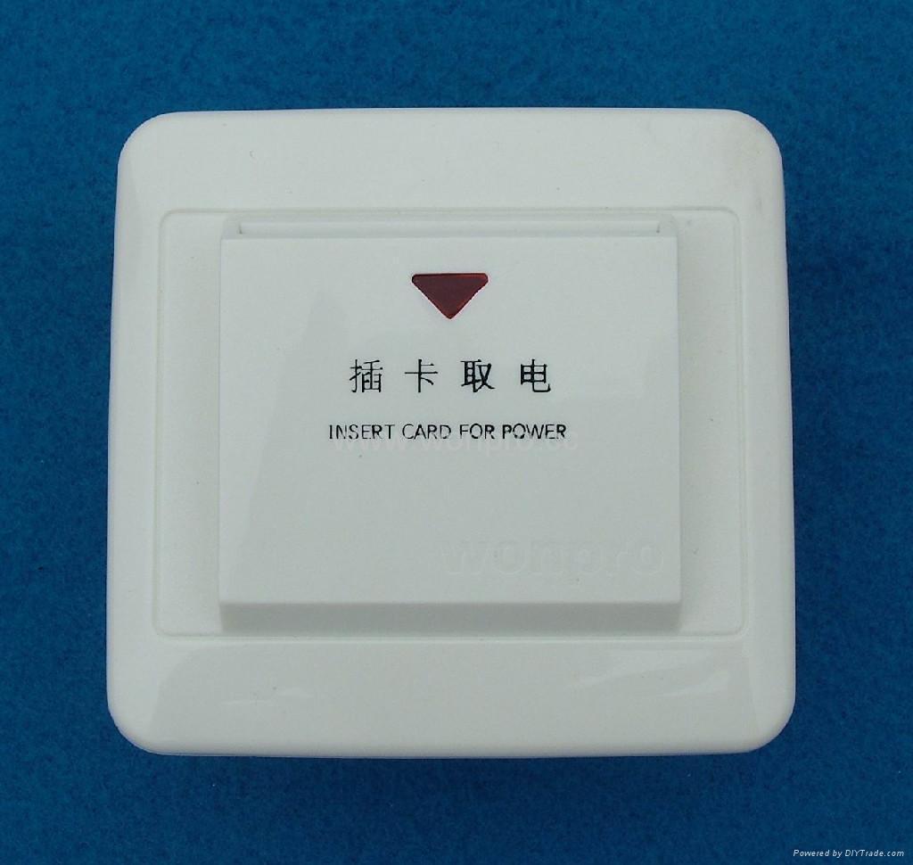 WF86N高级墙壁插座 1