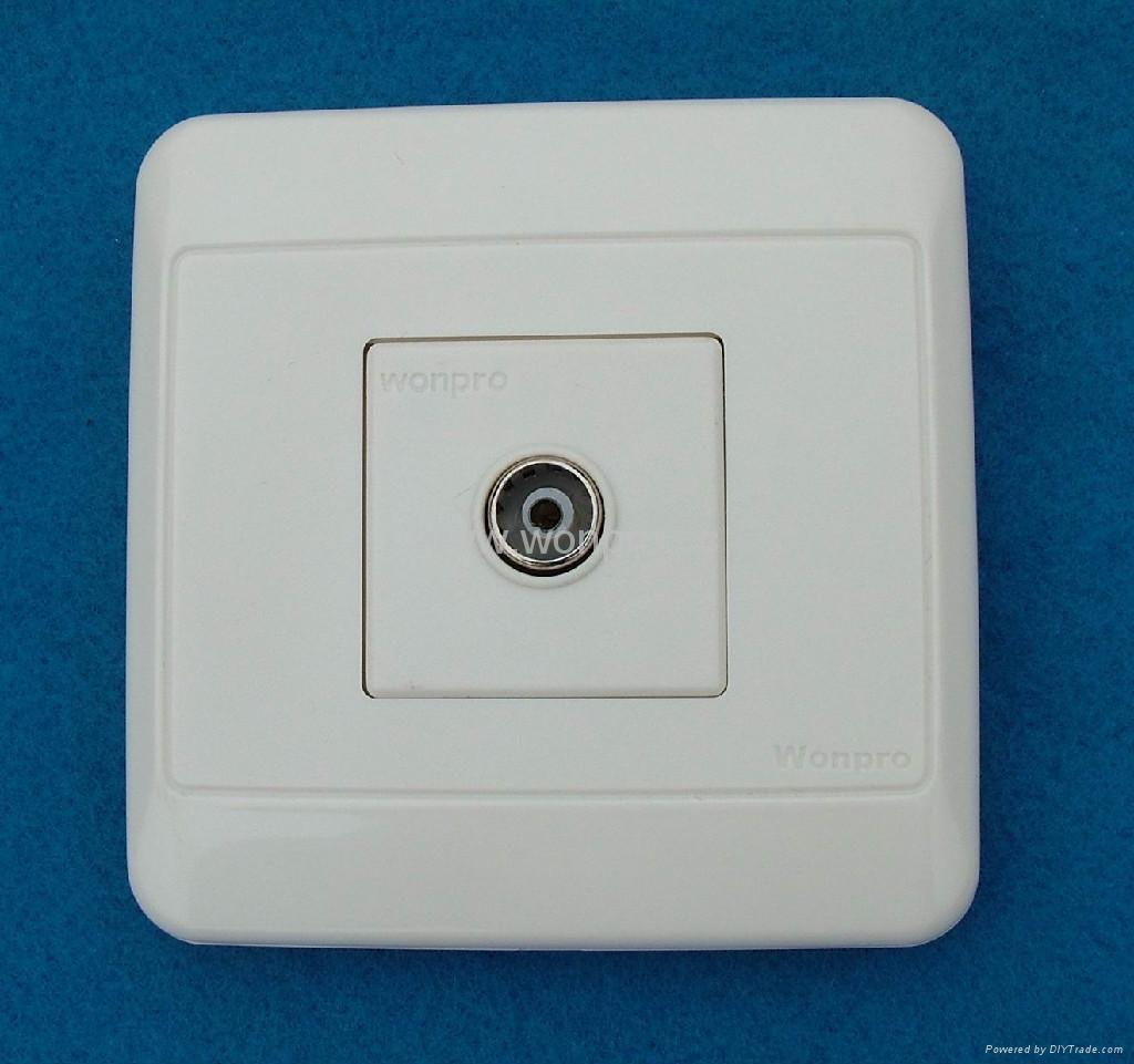WF86N高级墙壁插座 3