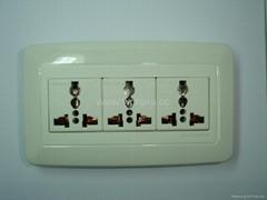 WFL系列高級萬用插座