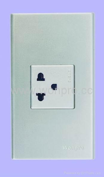 WFN series Advanced Universal socket-outlet 2