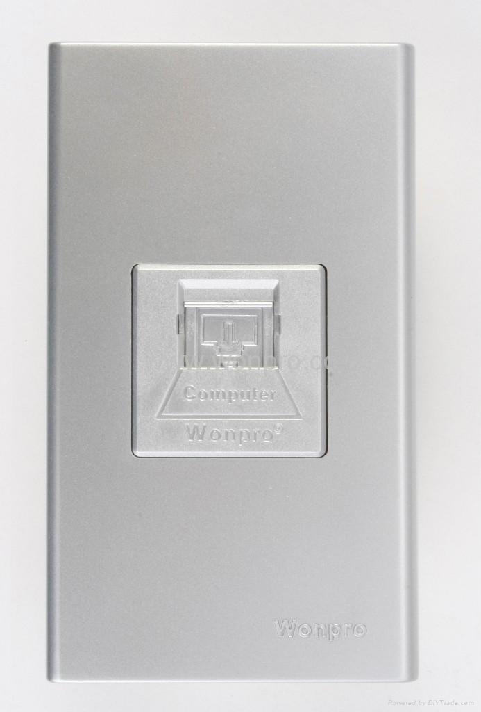 WFN series Advanced Universal socket-outlet 5