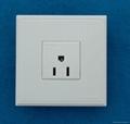WF86C高级墙壁插座 4