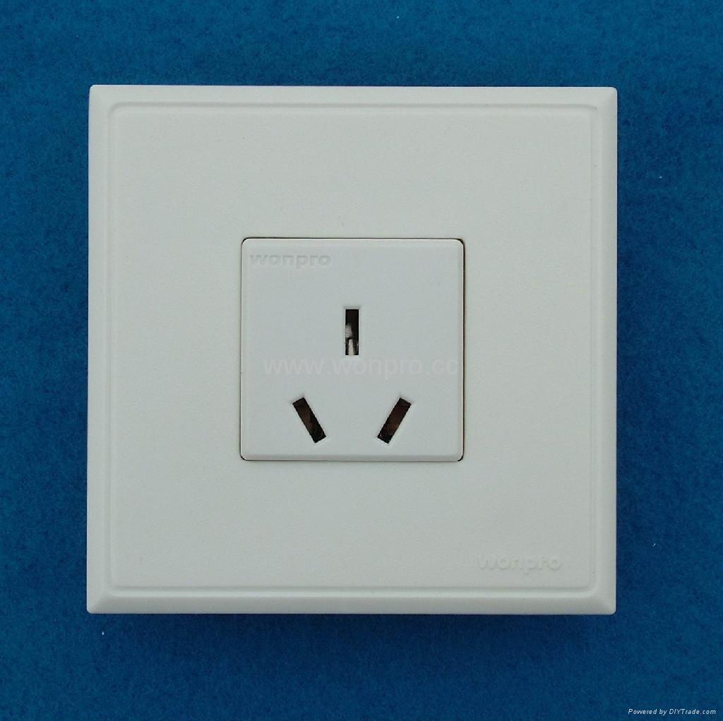 WF86C高级墙壁插座 5