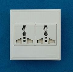 WF86C高级墙壁插座