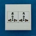 WF86C series Advanced Wall Sockets 2