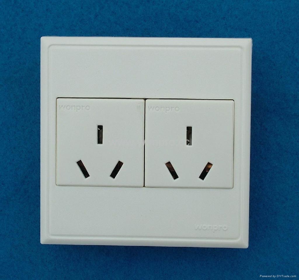 WF86C series Advanced Wall Sockets 4