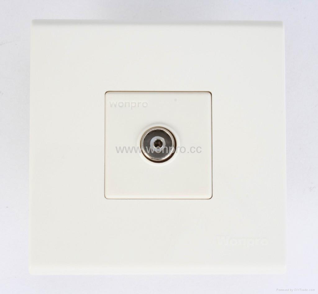 WF86CN高級牆壁插座 4