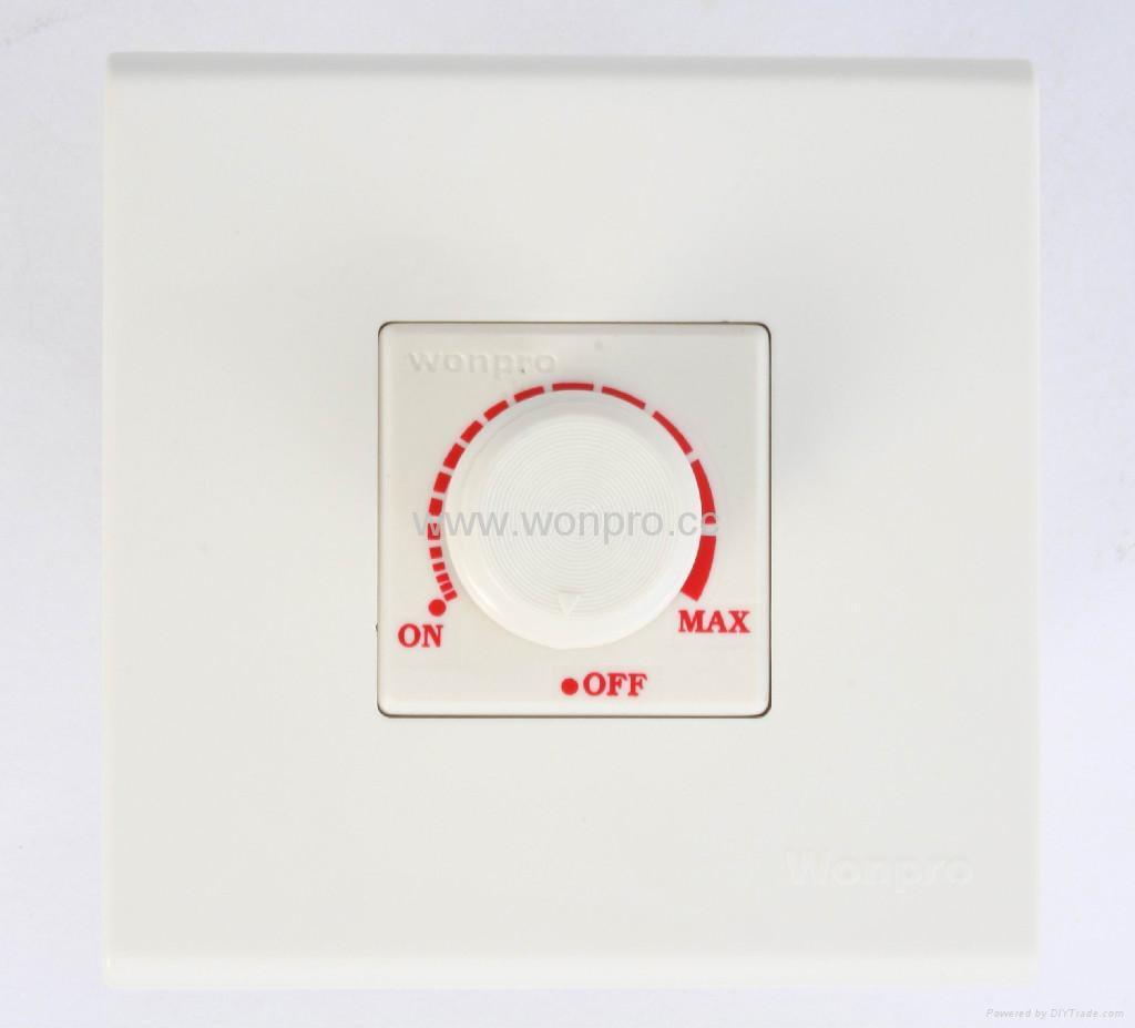 WF86CN高級牆壁插座 5