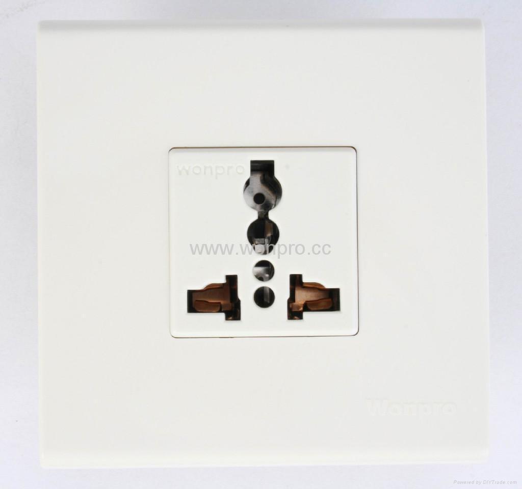 WF86CN series Advanced Wall Sockets 2