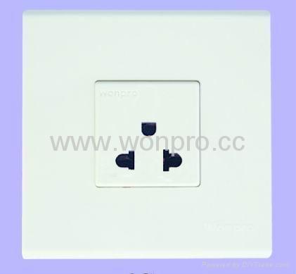 WF86CN series Advanced Wall Sockets 3