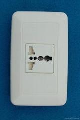 WF系列高級萬用插座