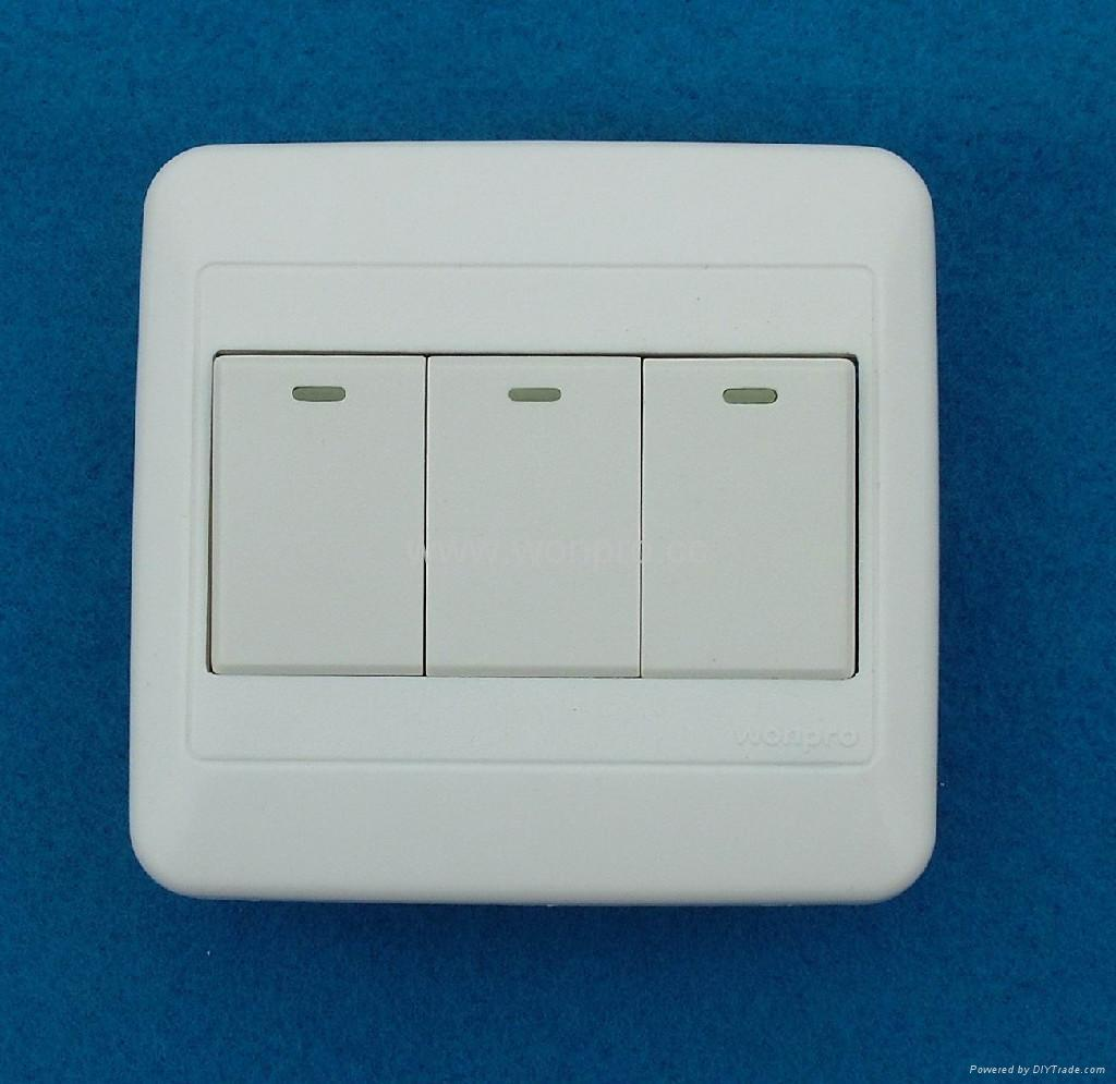 WF86N series Advanced Decorating Switches 4