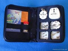 全球通旅游转换器豪华包(OAST-Dvs)