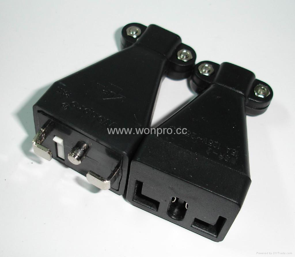 稳不落    L型安全动态化插头与插座(WSP+WSR) 1