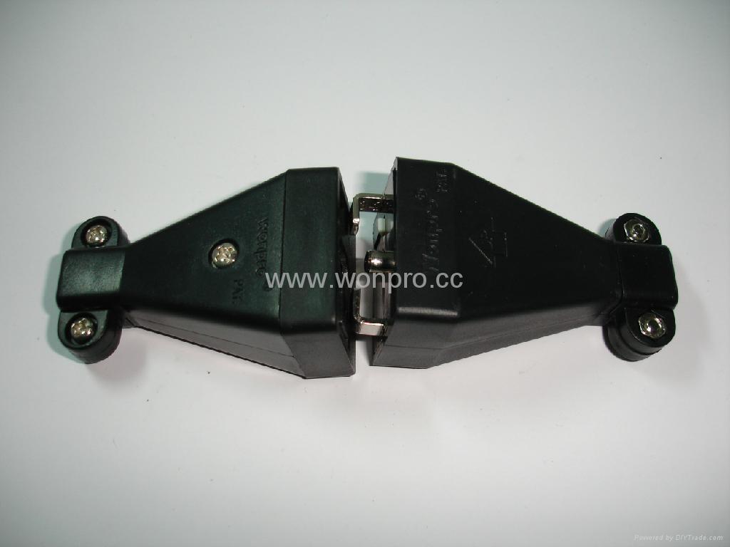 稳不落    L型安全动态化插头与插座(WSP+WSR) 2