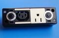 二位明装万用多用途插座附有无熔丝短路器(外露式)