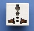 Universal receptacle module