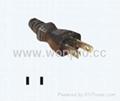 AC Power Cord Type UL/CSA POWER SUPPLY CORDS
