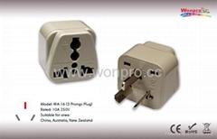 中国,澳洲式万用转换器)(WA-16)