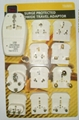 All in One Travel Adapter Kit w/USB