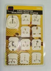 Euro type Universal Travel Adapter Kit(OASTGF-P10-PP)