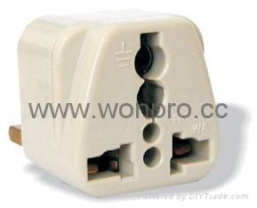 Computer IEC Plug Adapter (WA-320) 2