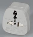 Wonpro Universal travel adapter w/safety