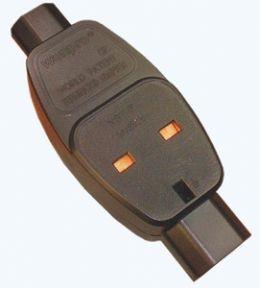 英标快速插座连接保护器 1