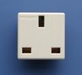 BS socket-outlets