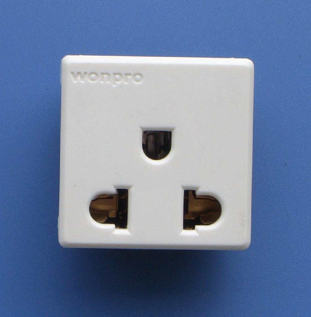 Us Standard Socket Outlets R5a R5b R6a Wonpro China Manufacturer Socket Electronics