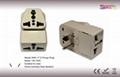 Australia Plug Adapter (Grounded)