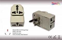 中国,澳洲式万用转换器(WAII-16)