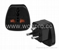 Denmark Plug Adapter