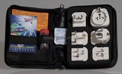 All in One European Travel Adapter Kit(OASTGF-Dvs)